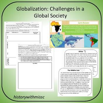 Globalization Lesson Plan
