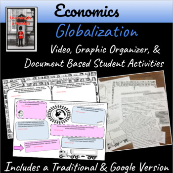 Globalization ~Student Notes, Video and Socratic Seminar~