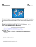 Globalization Webquest