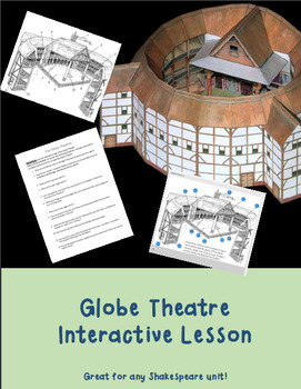 Globe Theatre Interactive Lesson