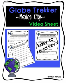 Globe Trekker Mexico City Viewing Guide