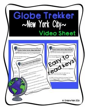 Globe Trekker New York City Movie Guide