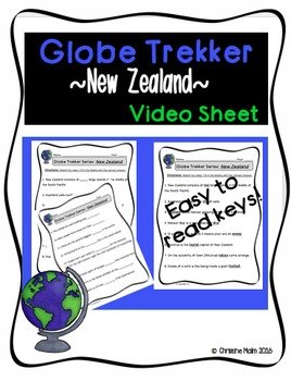Globe Trekker New Zealand Movie Guide