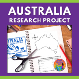 Australia Research Project Distance Learning
