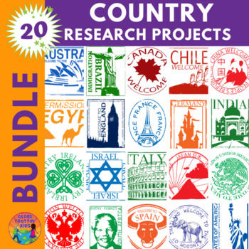 Country Research Bundle