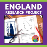 England Research Project Distance Learning