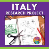 Italy Research Project Distance Learning