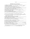 Globe Trekker Yucatan Belize Guatemala viewing guide worksheet