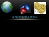 Globes vs Projections Hands-On Activity