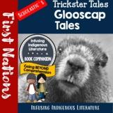 Glooscap Tales - Reading Response Unit