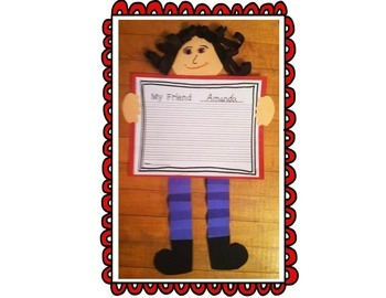 Gloria Who Might Be My Best Friend Journeys Unit 5 Lesson 22 2nd Gr. sup. mat.