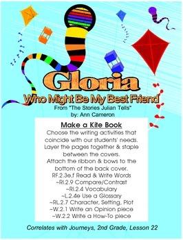 Stories Julian Tells ~ Gloria Who Might Be My Best Friend - Kite Book