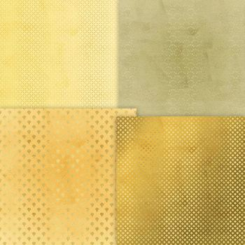 """Glorious Gold Digital Papers, 12"""" x 12"""" High Resolution, Instant Download."""
