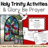 Glory Be / Holy Trinity / Holy Spirit Packet