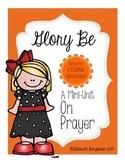 Glory Be Prayer Activity Packet