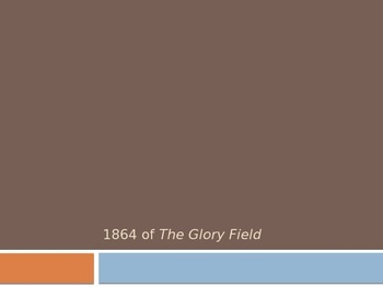 Glory Field 1864 Discussion Questions