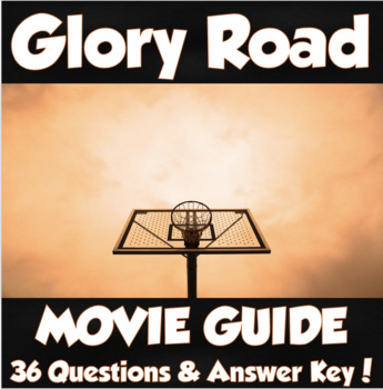 Glory road movie guide (african american history/black history month).