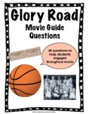 Glory Road Movie Guide Questions
