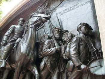 Glory - the 54th Massachusetts