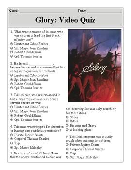 Glory video test