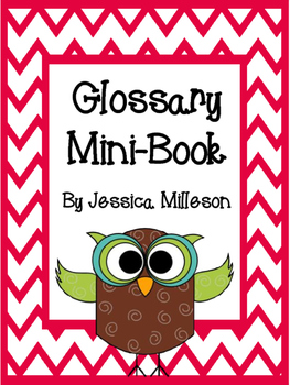 Glossary Mini-Book