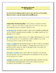 Glossary Of Special Education Terms