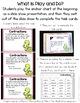 Glossary Skills Task Cards - Digital for Google Classroom Use