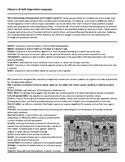 Glossary of Anti Oppressive Language - Senior ELA - Editable