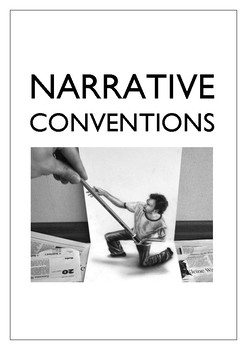 Glossary of Narrative Conventions