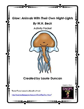 Glow: Animals With Their Own Night-Lights Activities