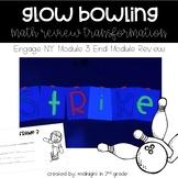 Engage NY 2nd Grade Module 3 - Glow Bowling - Math Review Transformation
