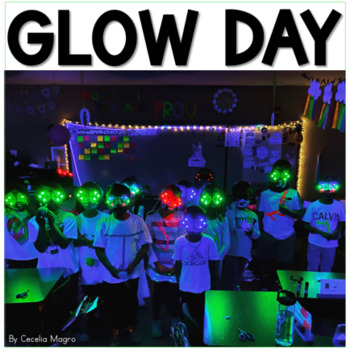 Glow Day! Editable Room Transformation Bundle