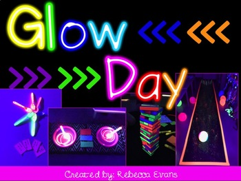 Glow Day Math