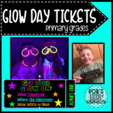Glow Day Tickets- Freebie