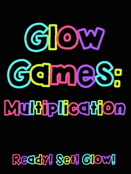 Glow Games Multiplication Review