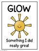 Glow & Grow Feedback and Reflection