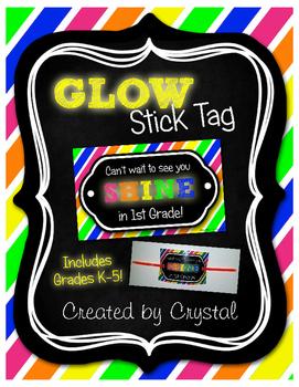 Glow Stick Tag