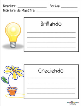 Glow and Grow- Conference Form