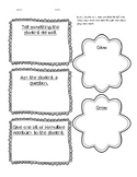 Glow and Grow: Formative Feedback and Self-Assessment