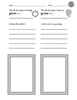 Glow and Grow - IB PYP