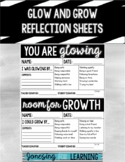 Glow and Grow Note