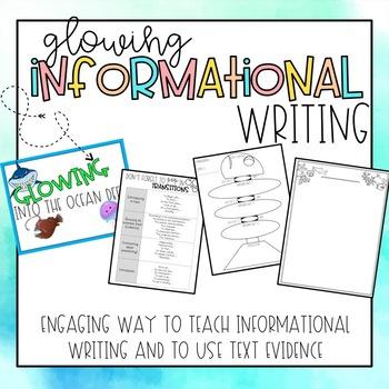 Glowing Informational Writing