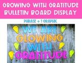 Glowing with Gratitude Classroom Volunteer Appreciation Bu