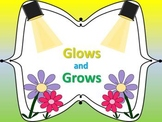 Glows and Grows Form (Teacher Student Feedback for Writing