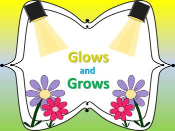 Image result for grows and glows