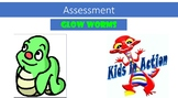 Glowworms stage 1 assessments for 3 to 4 years old