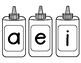 Glue Bottle Vowels