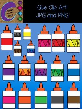 Glue Clip Art Color Images