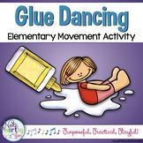 Glue Dancing Cue Cards