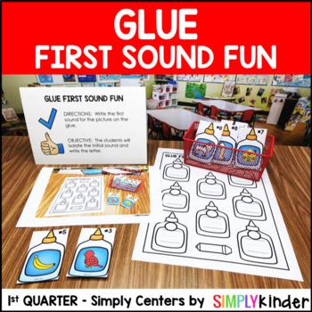 Glue First Sound Center - Smart Center
